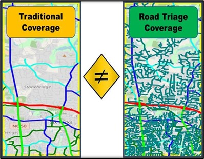 Road Triage Coverage